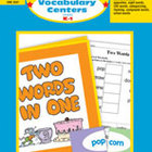 Take It to Your Seat Vocabulary Centers, Grades K,1 (Enhan