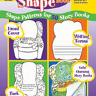 The Ultimate Shape Book, Grades K-2 (Enhanced eBook)