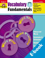 Vocabulary Fundamentals: Grade 2