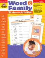 Word Family Stories and Activities (Enhanced eBook)