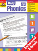 Daily Phonics, Grades 4-6+ (Enhanced eBook)