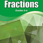 Fractions - Grades 5-6 (Enhanced eBook)