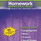 Milliken's Complete Book of Homework Reproducibles: Grade 1