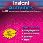 Milliken's Complete Book of Instant Activities Grade 1 (En