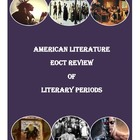 EOCT Review of American Literature&#039;s Literary Periods