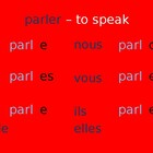 ER verbs present tense power point