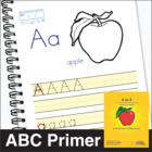 ESL A to Z-Page Pack 1