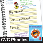 ESL Phonics & Spelling, Book 2-4