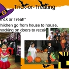 ESL/EFL Halloween PowerPoint