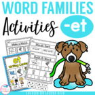 ET Word Family Mini Pack