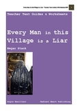 EVERY MAN IN THIS VILLAGE IS A LIAR Teacher Text Guides &
