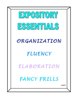 EXPOSITORY WRITING ESSENTIALS