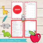 EYLF Planner