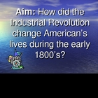 Early American Industrial Revolution