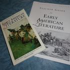 Early American Literature Parallel Text--both modern & ori