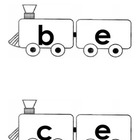 Early Blending Two Letter Sounds - Vowel -e