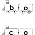 Early Blending Two Letter Sounds - Vowel -o