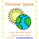 Early Elementary Science - Planets and Space Unit with Lit