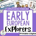 Early European Explorers: The Age of Exploration {Social S