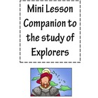 Early Explorer Matching and Review {Christopher Columbus,