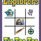 Early Explorers Tic-Tac-Toe