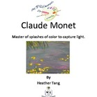 Early Learning: Art FUNdamentals - Claude Monet