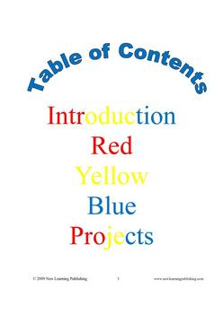 Early Learning - Primary Colors