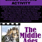Early Middle Ages Role Cards Activity
