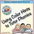 Early Reading Teacher's Guide AND 2200 Common Words With