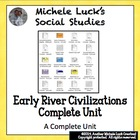 Early River Civilizations Middle School Unit Plans and Materials