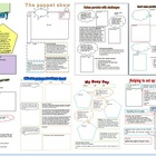 Early Years Learning Framework Learning Stories Templates