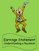 Earnings Statement - Understanding a Paycheck