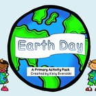 Earth Day - A Primary Activity Pack