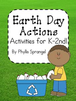 Earth Day Actions