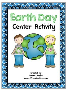 Earth Day Center Packet