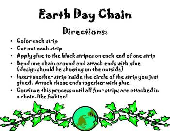Earth Day Chain