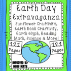 Earth Day {Craftivity, Glyph, Math, Science, Non-Fiction R