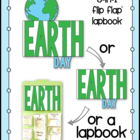 Earth Day Flip-Flap Books For Notebooking or Lapbooks