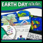 Earth Day Fun! Literacy and Math Common Core aligned