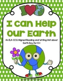 Earth Day: I Can Help Our Earth K-1