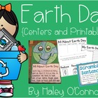 Earth Day Literacy Centers