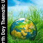 Earth Day Literacy and Math Activities