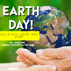 Earth Day Love {Activities, Centers, and Craftivity}