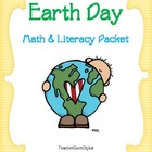 Earth Day Math &amp; Literacy Activities