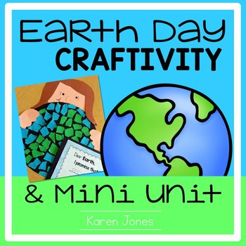 Earth Day Mosaic Craftivity + Mini Unit