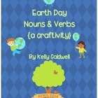 Earth Day Nouns & Verbs {a craftivity}