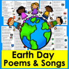 Earth Day Poems & Songs - Shared Reading and Fluency