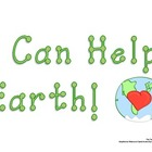 Earth Day - Primary Writing Activity