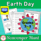 Earth Day Scavenger Hunt
