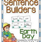 Earth Day Sentence Builders